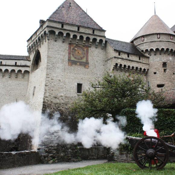 Schloss Chillon (Schweiz)