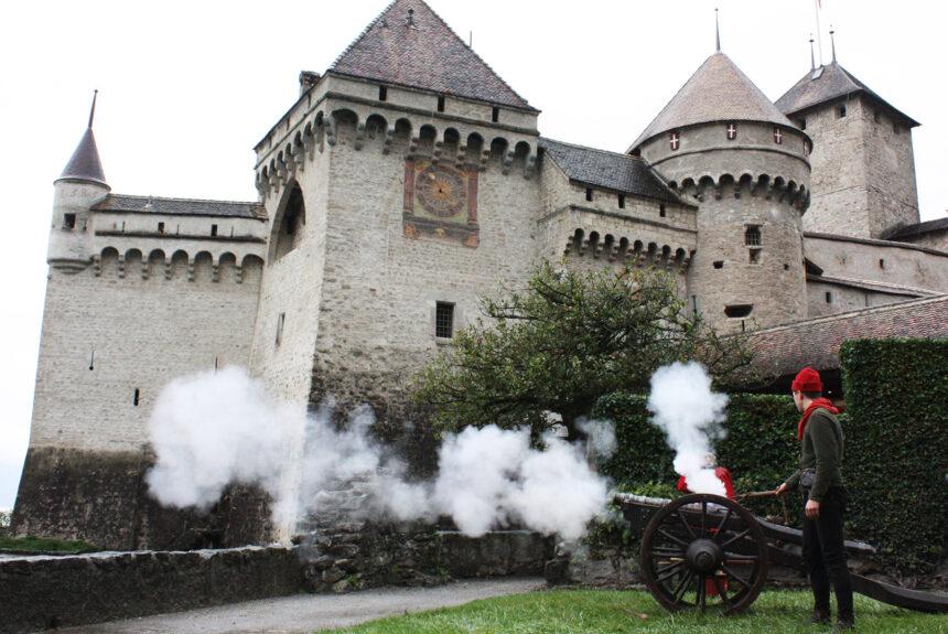 Castle Chillon (Switzerland)